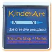 Tour the KinderArt Preschool Facility inside and out